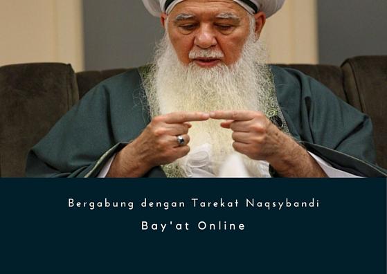 Bergabung dengan Tarekat Naqsybandi